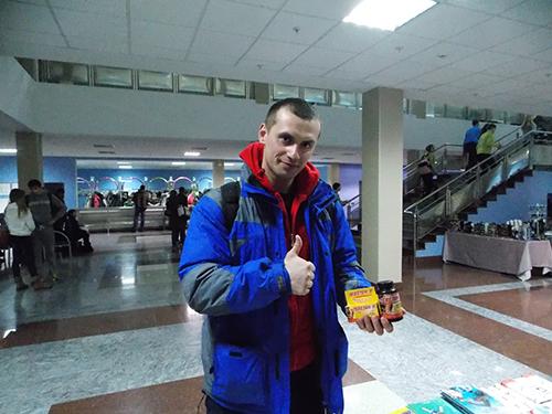 Алексей Настенко - тренер ДЮСШ по легкой атлетике, г.Брянск