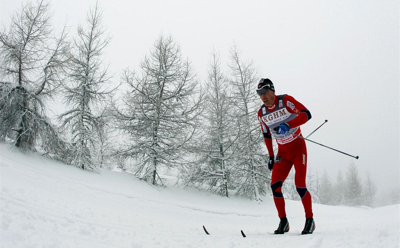 Леветон для лыжников