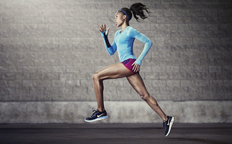 Тренировки легкоатлетов