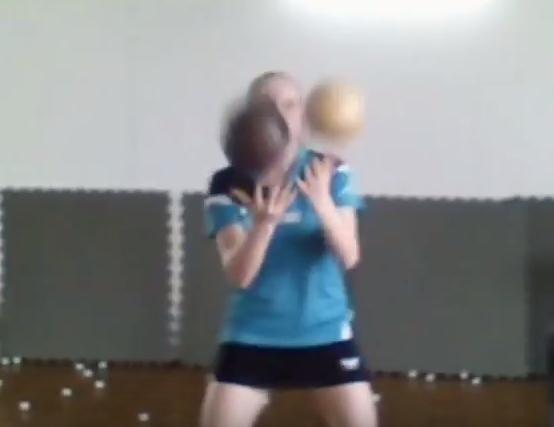 видео о спортивных тренировках
