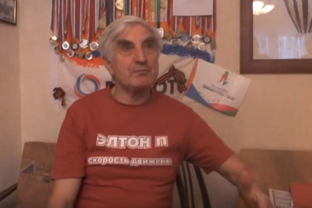видео с Сараевым Юрием Николаевичем