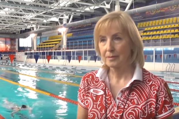 видео с тренером Козловой Натальей Андреевной