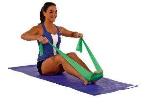 Тренировки дома для похудения