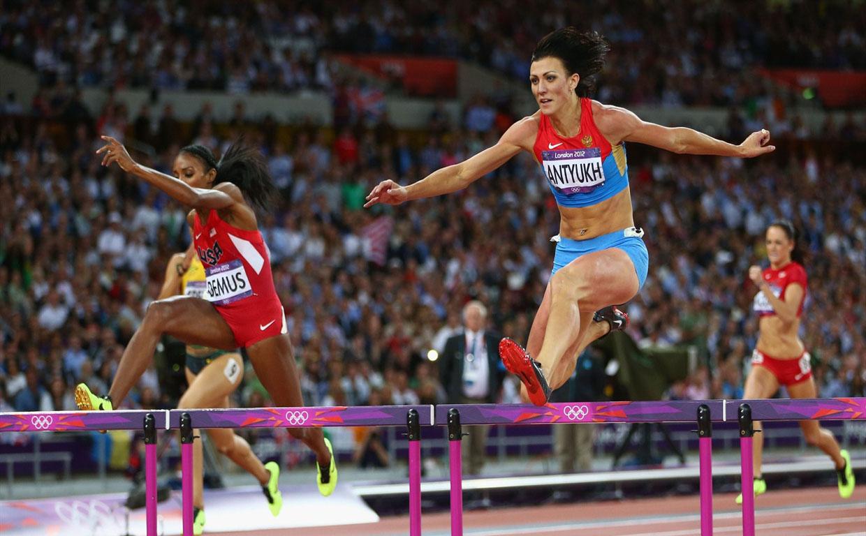 Мир легкой атлетики