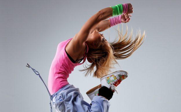 Танцы как вид спорта