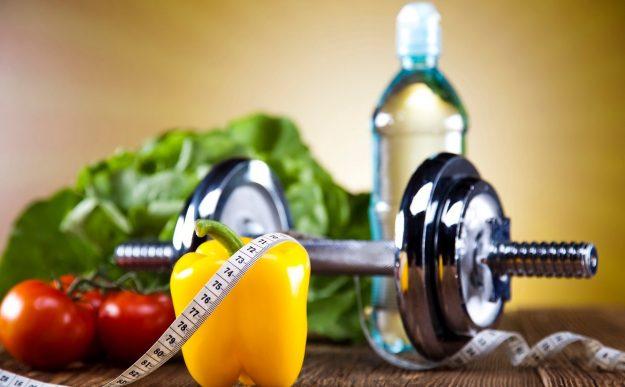 Правильное питание для атлетов