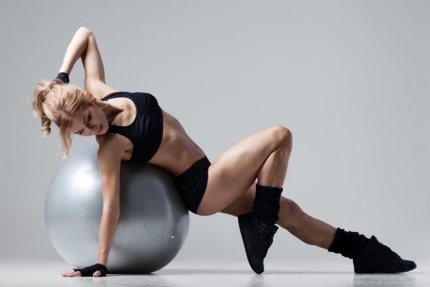 заниматься фитнесом