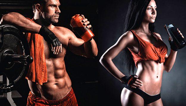 витамины и минералы для спортсмена
