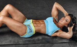 Женский бодибилдинг: как правильно тренироваться девушкам