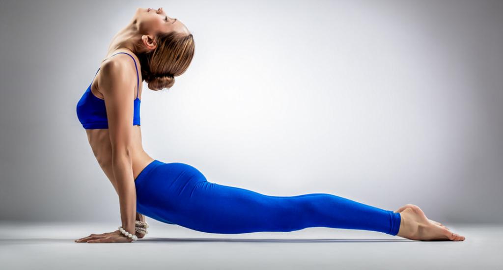йога для здоровья спины