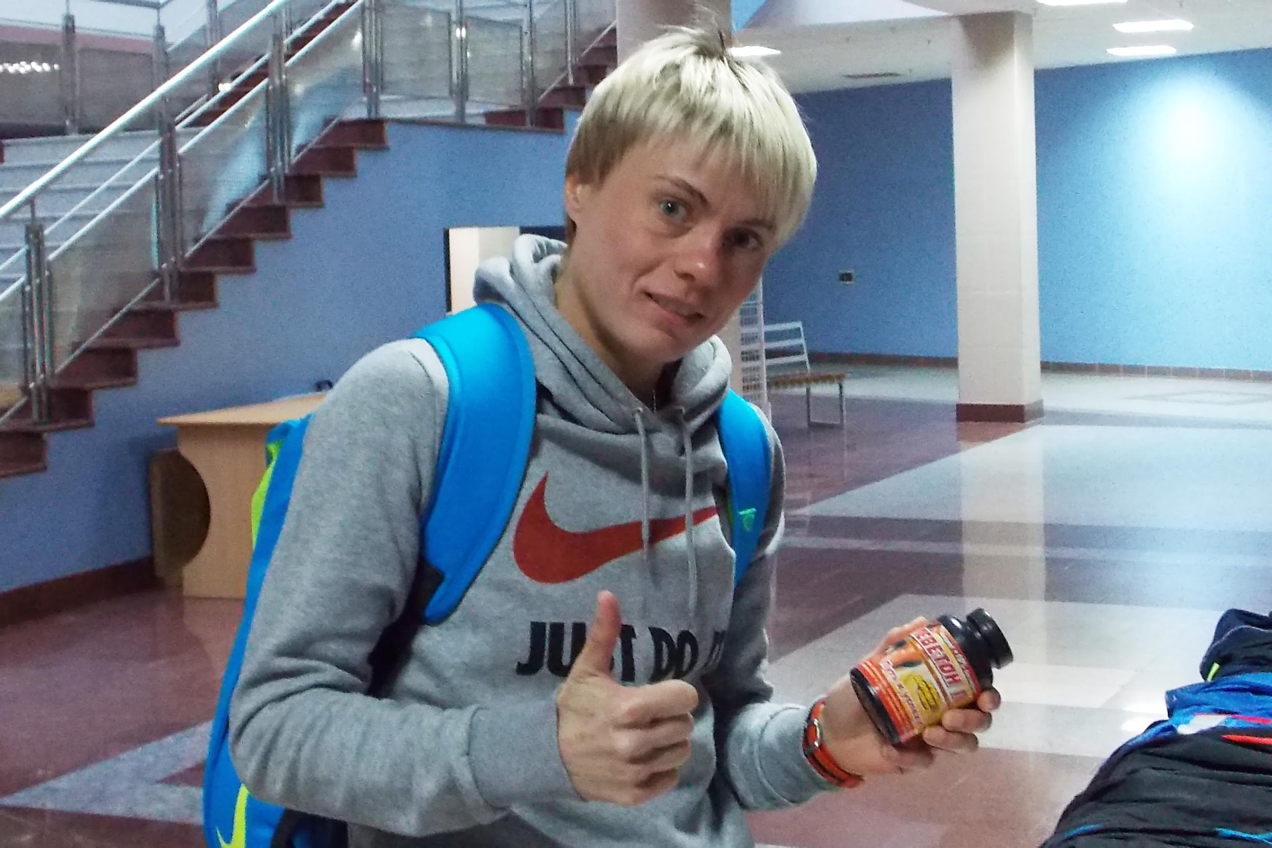 Лариса Клейменова мастер спорта по дзюдо мастер спорта международного класса по легкой атлетике в беге на 100 км г курск