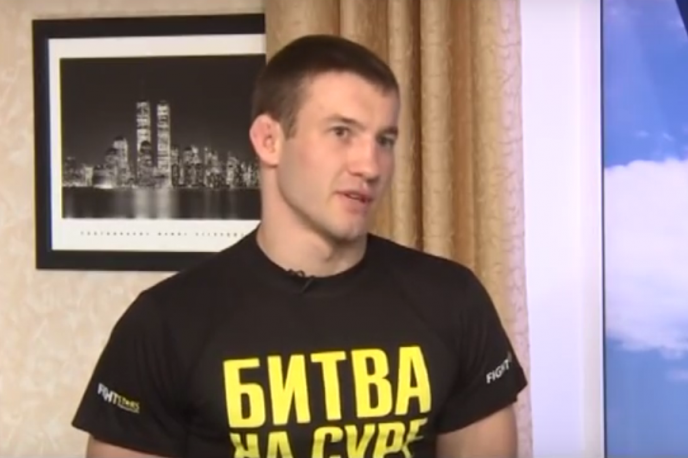 Олег Петеримов.