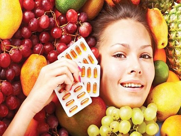 антиоксиданты-витамины