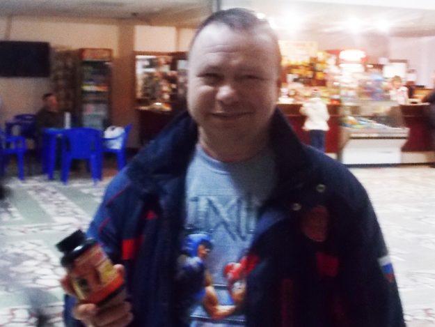 Ананьин Сергей тренер по боксу