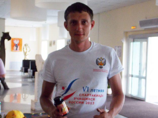 Андрей Зинуков тренер легкая атлетика Пенза