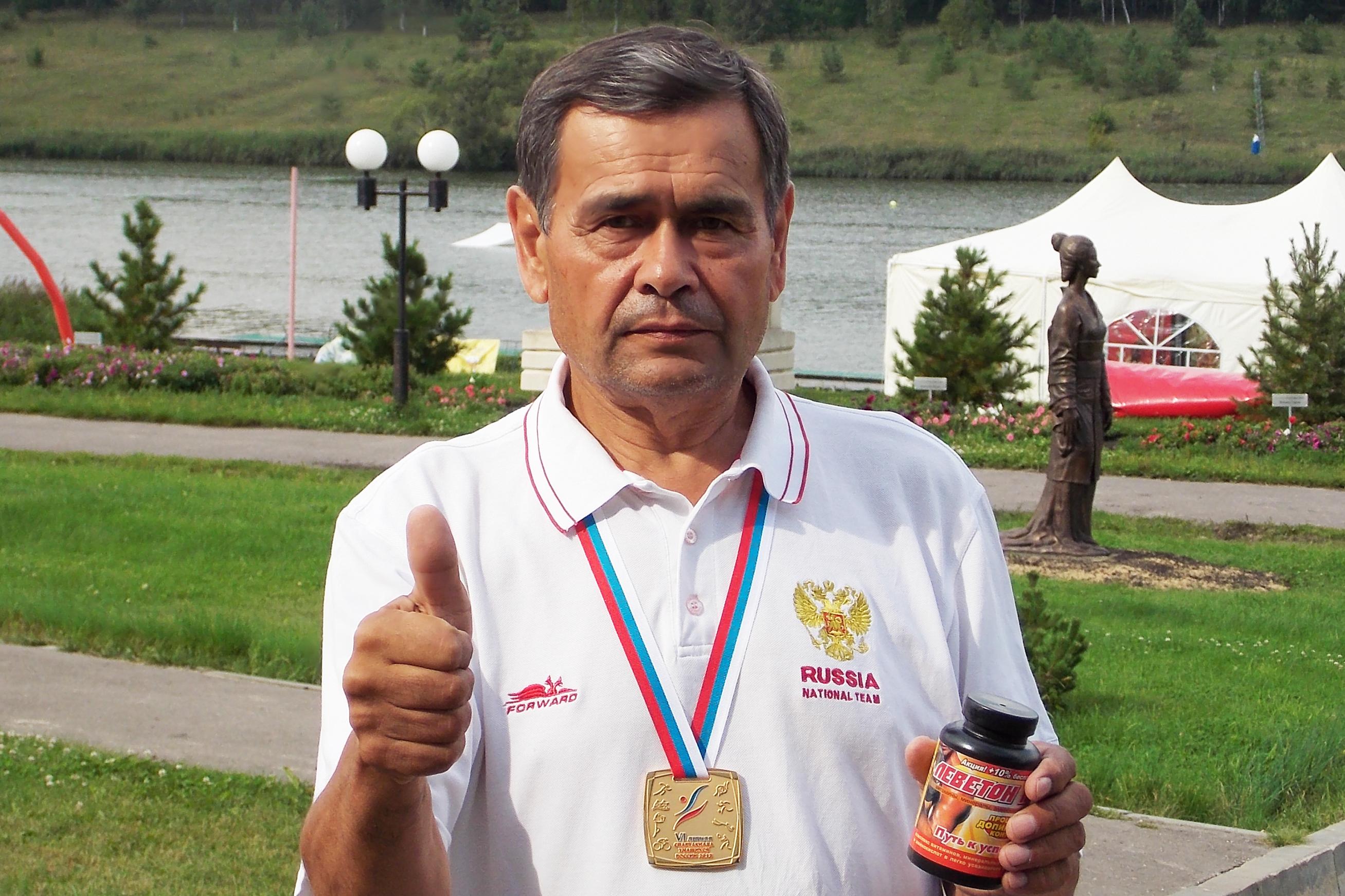 Дмитриев Вячеслав триатлон Чебоксары