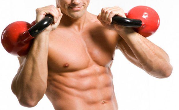 гиревой фитнес