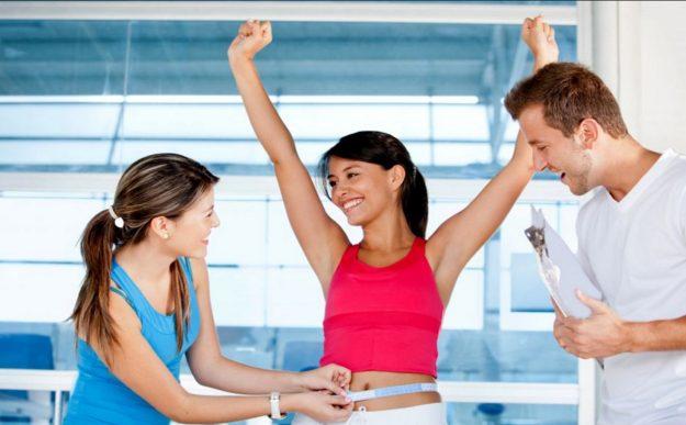 похудеть быстро без вреда для здоровья