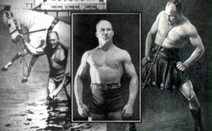 Железный самсон: система тренировок Александра Засса