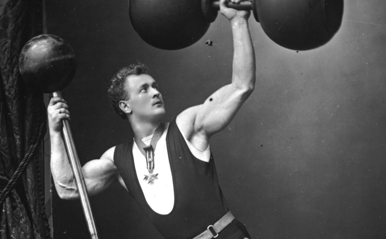 как накачать мышцы без химии