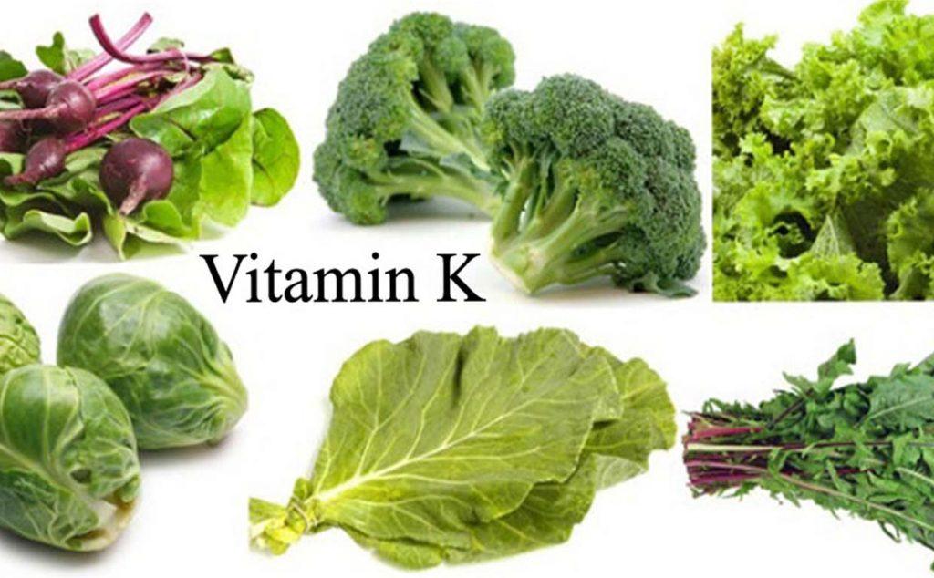 Витамин-коагулянт. Функции витамина К в организме человека