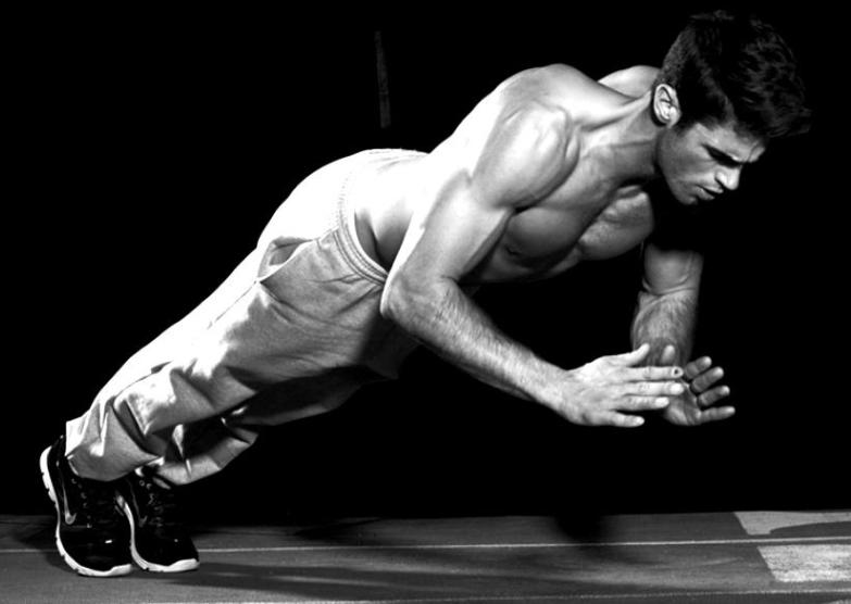 Взрывная сила мышц всего тела. Упражнения на взрывную силу