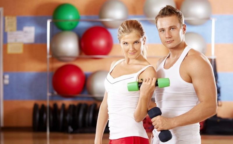 Преимущества парных тренировок