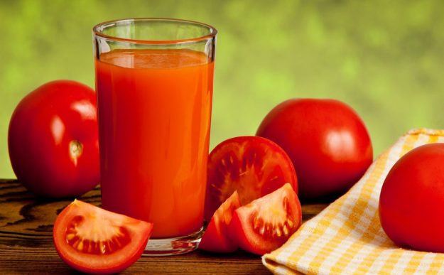 Диета на томатном соке