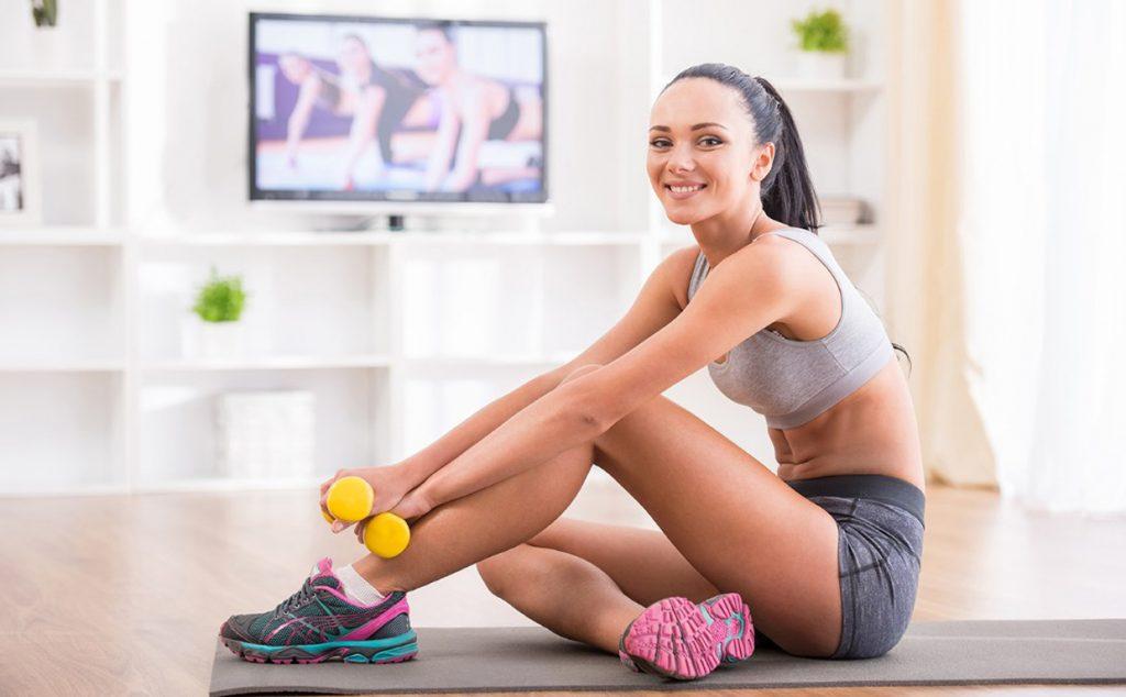 Упражнения По Фитнесу Для Интенсивного Похудения. Действенные фитнес-тренировки для похудения