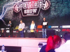 Как мы покоряли Сибирь. Компания «Парафарм» представила свою продукцию на Siberian Power Show-2017