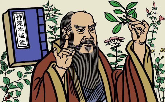 Методы и принципы китайской традиционной медицины