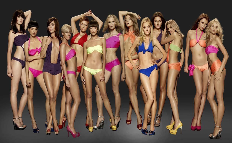 Диета моделей для похудения