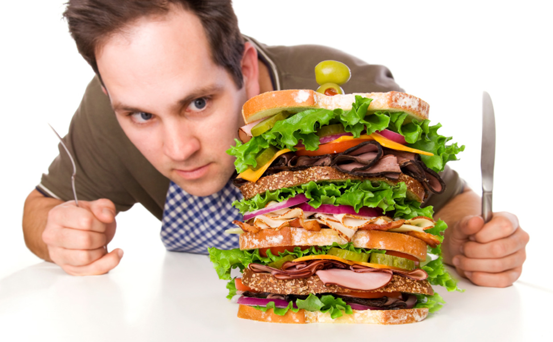 Как подавить аппетит