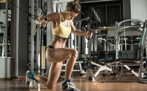 Скорость выполнения упражнения