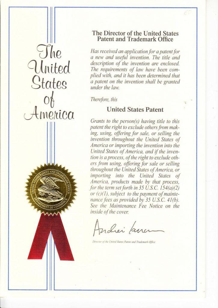 Патент США 9974856 Фемоклим