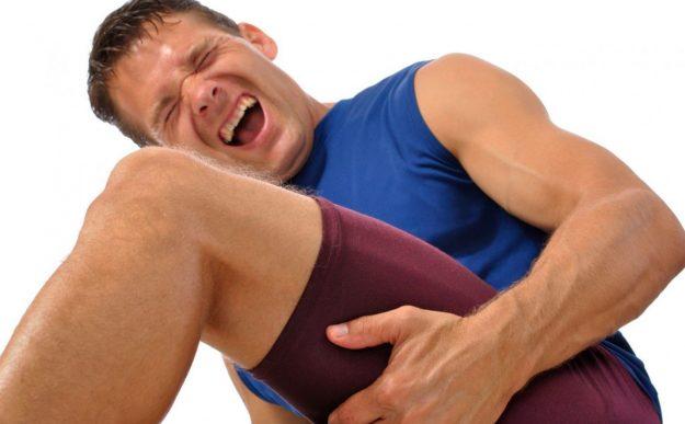 Мышечные судороги