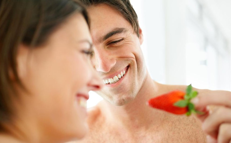 Здорове сексуальное мужчины
