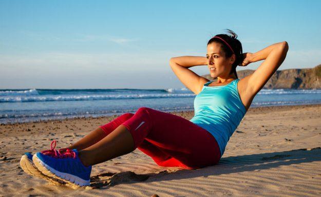 Как похудеть в жару