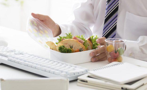 питание в офисе
