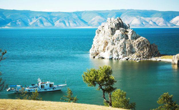 Самые красивые места России