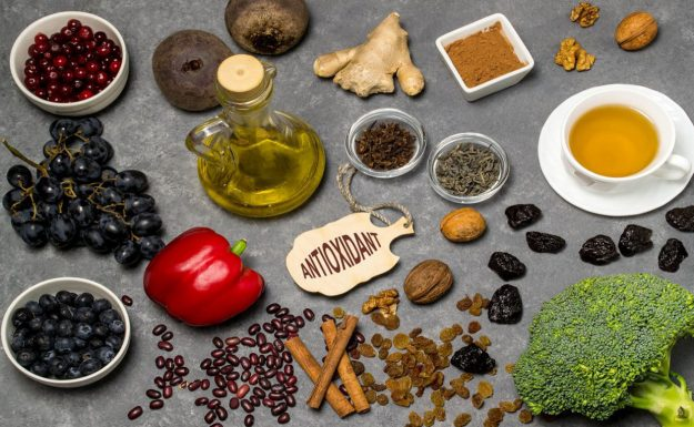 самые мощные антиоксиданты