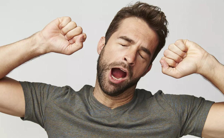 Фото зевающих людей