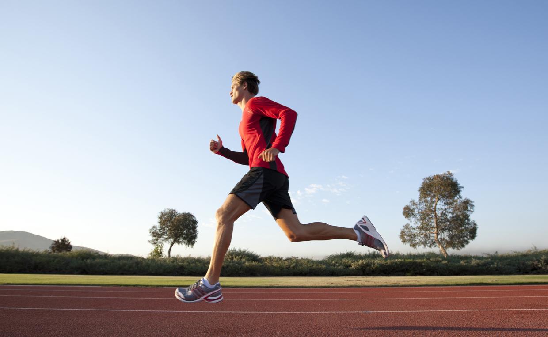 Картинка спорт бегущий человека его составляющих