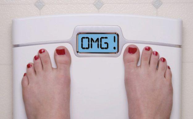 как сбросить вес