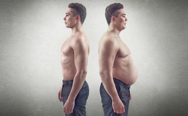 причина ожирения