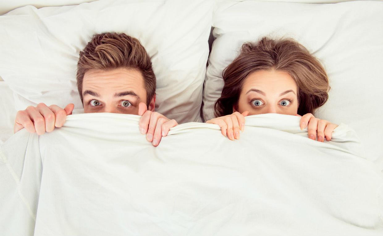 Секс травмы в постели