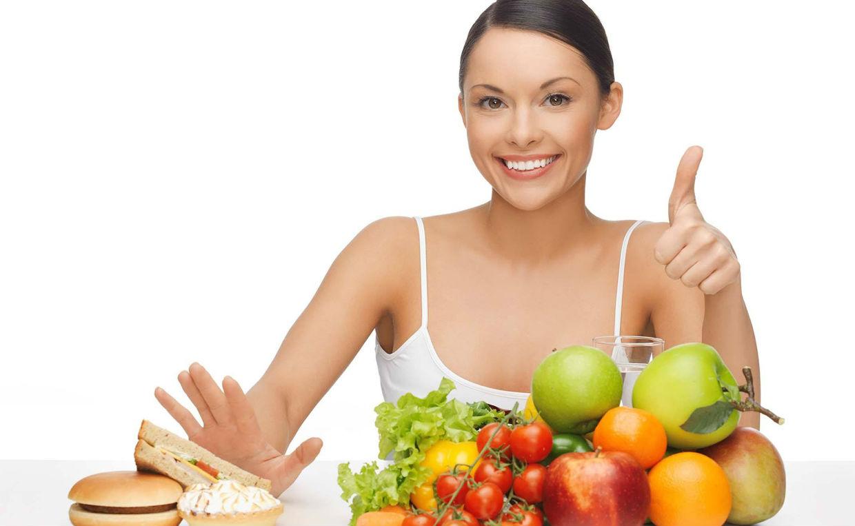 Диета для похудении лица