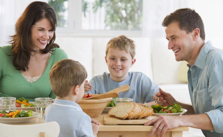 Семейные обеды