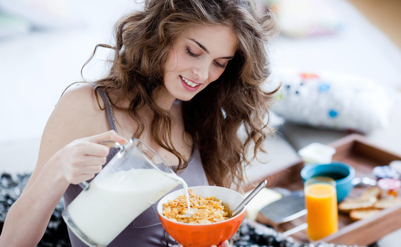 Что нужно кушать на завтрак: правильное питание