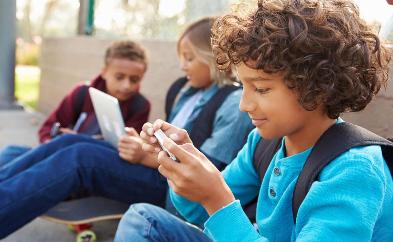 Влияние смартфонов на детей